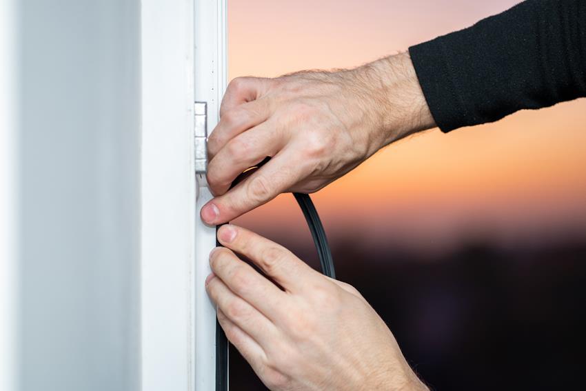 uszczelki do drzwi i okien
