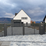 Nowoczesne ogrodzenia – przegląd wzorów. Jak ogrodzić nowoczesny dom?
