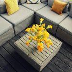 Poduszki na krzesła ogrodowe – czym się charakteryzują?